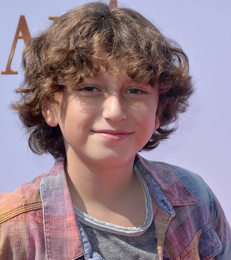 """LOS ANGELES, CA - AUGUST 19: Actor August Maturo attends the premiere of The Weinstein Company's """"Leap"""" at the Pacific Theatres at The Grove on August 19, 2017 in Los Angeles, California. (Photo by Alberto E. Rodriguez/Getty Images)"""