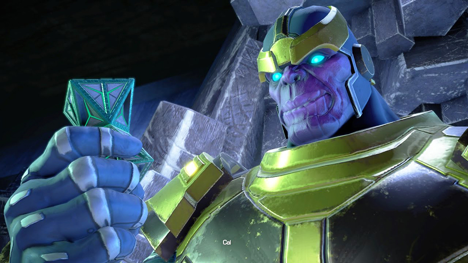 Telltale Guardians of the Galaxy Thanos