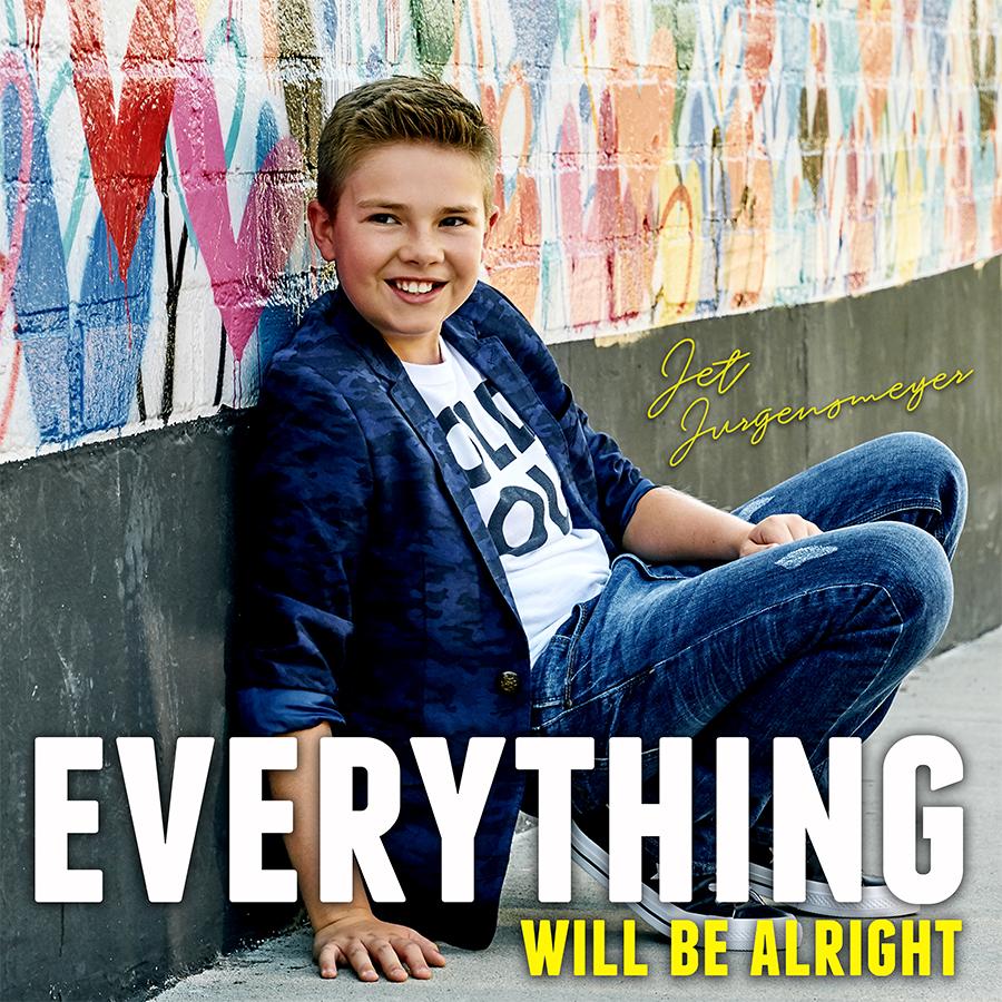 Jet Jurgensmeyer's Single Art for Everything Will Be Alright