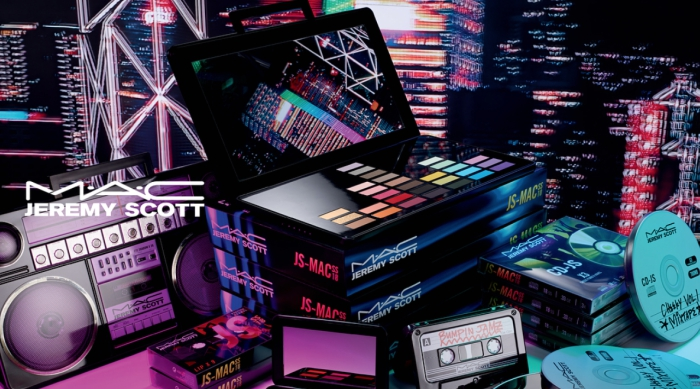 MAC x Jeremy Scott Makeup Collaboration