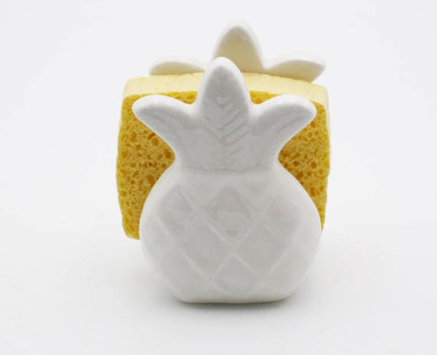 Pineapple Sponge Holder