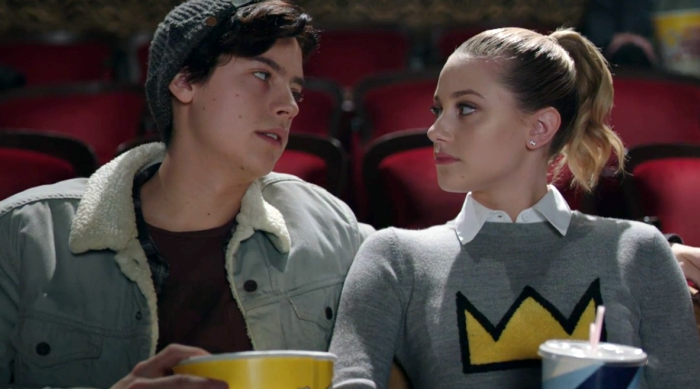 Bughead at the movies