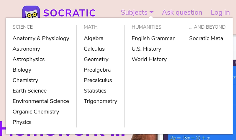 How the Socratic Homework App Works to Help Your Grades