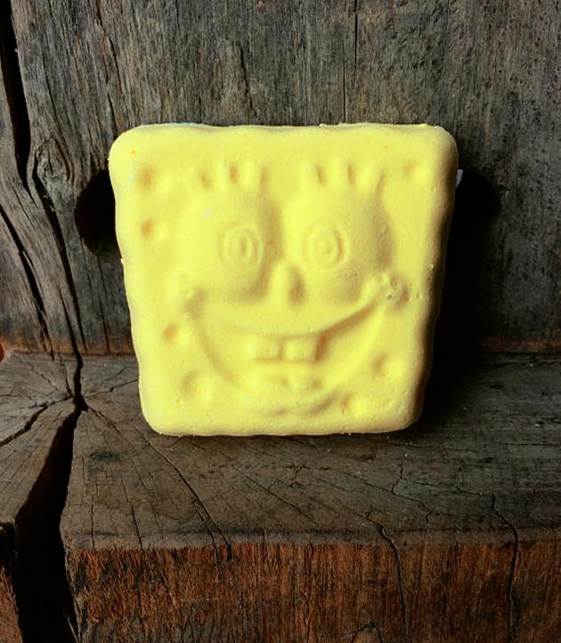 SpongeBob SquarePants Bath Bomb