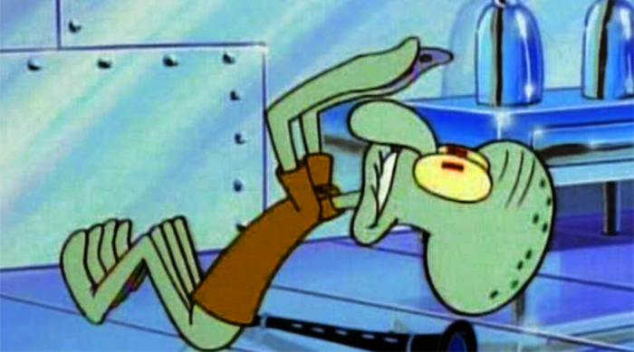 SpongeBob SquarePants: Squidward Tentacles - Future