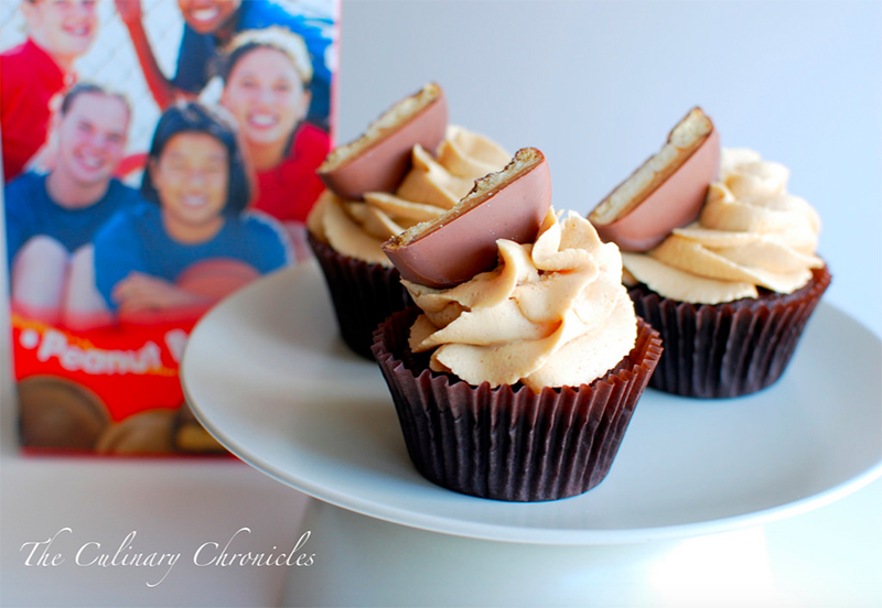 Tagalongs cupcakes recipe