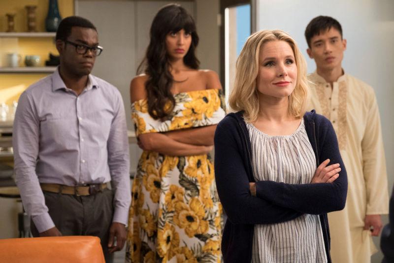 Kirstin Bell in The Good Place