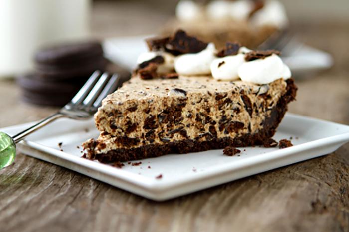 Thin Mint Pie recipe
