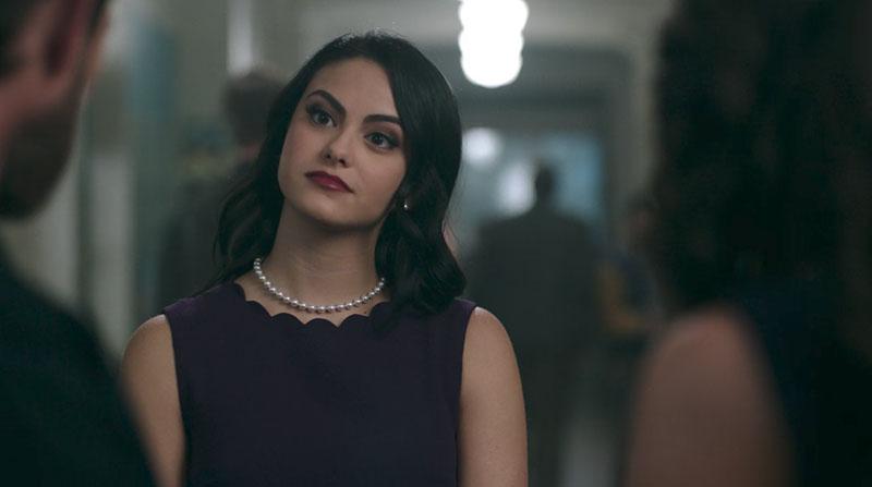Veronica Lodge on Riverdale