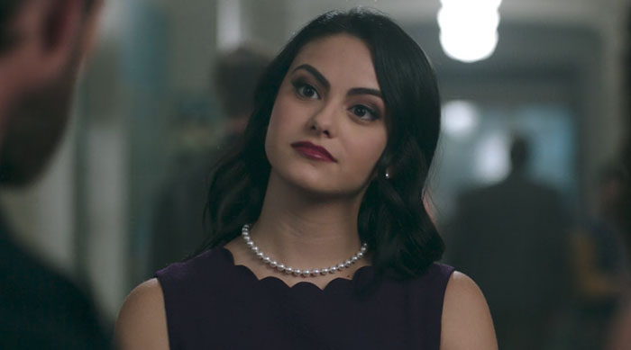 Veronica Lodge on Riverdale