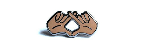 The Weeknd hand symbol