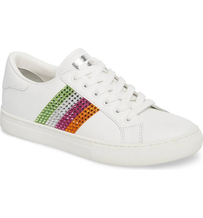 Marc Jacobs Empire Crystal Sneaker