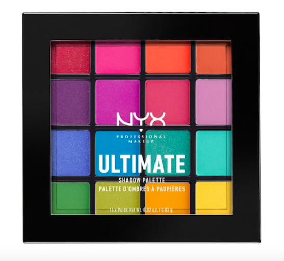 NYX Palette