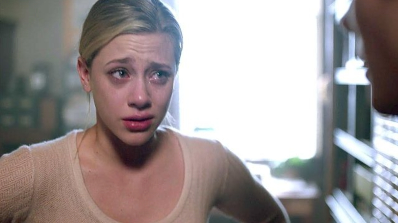 Betty Crying