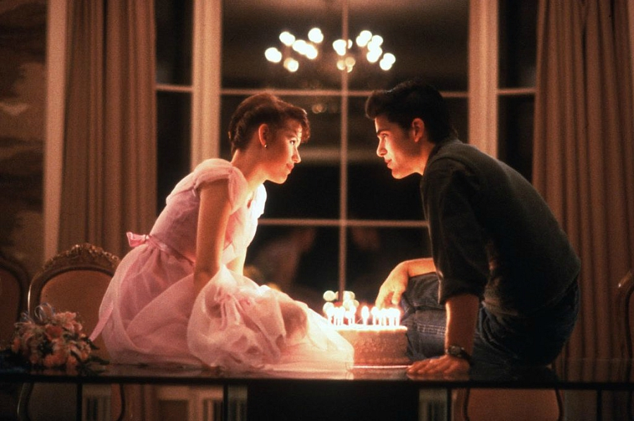 Sixteen Candles bday celebration with crush