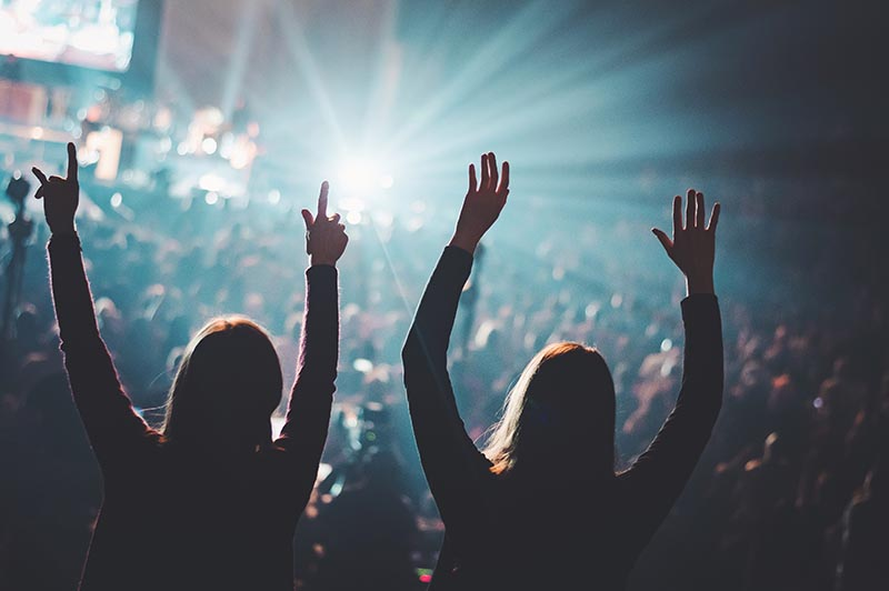 Best Instagram Captions for Every Concert Picture