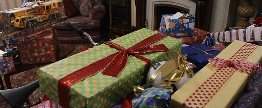 Dudley's birthday presents