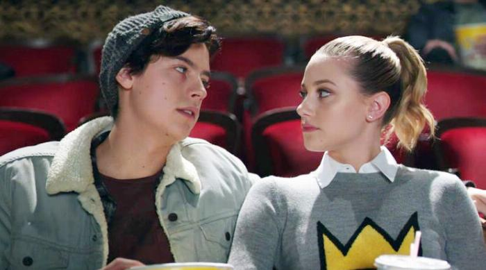 Jughead and Betty at the Movies