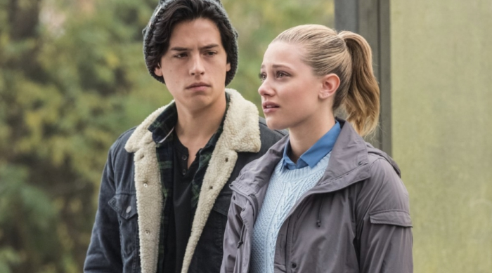Jughead Starting at Betty Crying