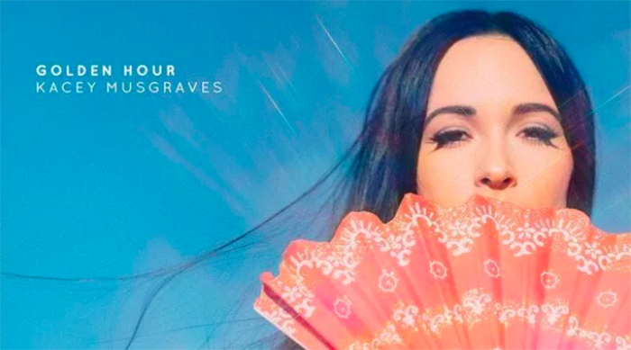 Kacey Musgraves Golden Hour album artwork