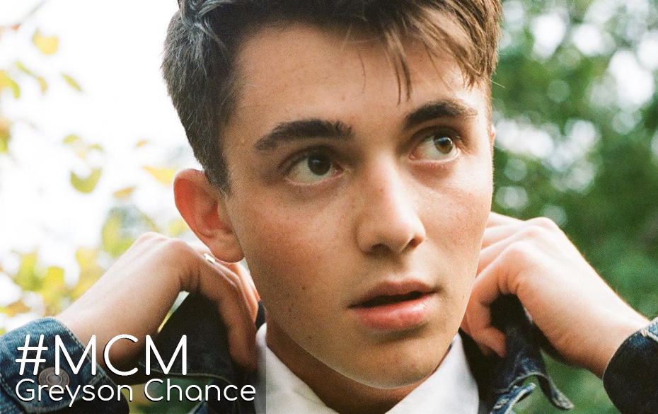 #MCM Greyson Chance