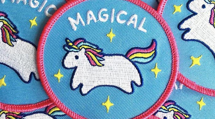 'Magical' patch from Sparkle Collective
