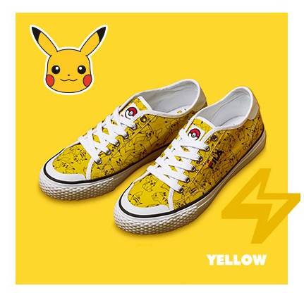 Online You Can Fila Sneakers Korea's Get Pokémon Y1zAnzq0