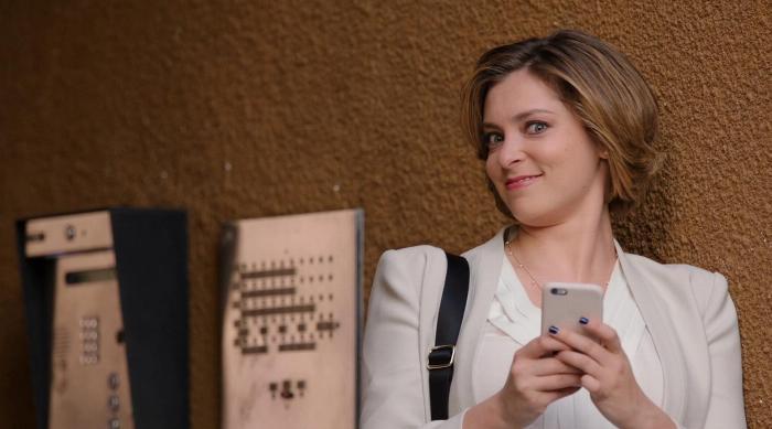 Rebecca Bunch on Crazy Ex-Girlfriend