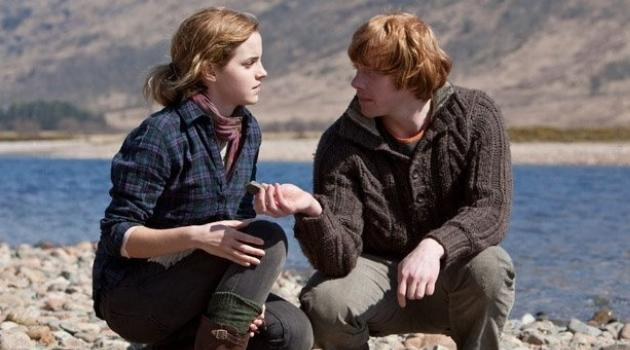 Harry Potter: Ron and Hermione