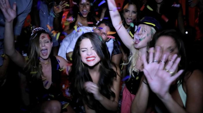 "Selena Gomez ""Birthday"" music video"
