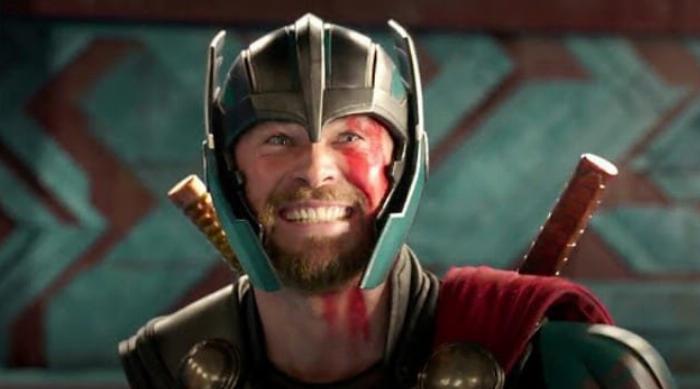 Thor Ragnarok: Thor knows Hulk from work