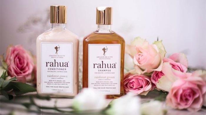 Rahua conditioner and shampoo