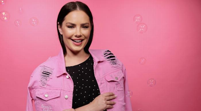 Beau Dunn Pink Jacket