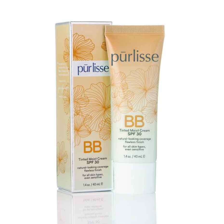 BB cream with SPF