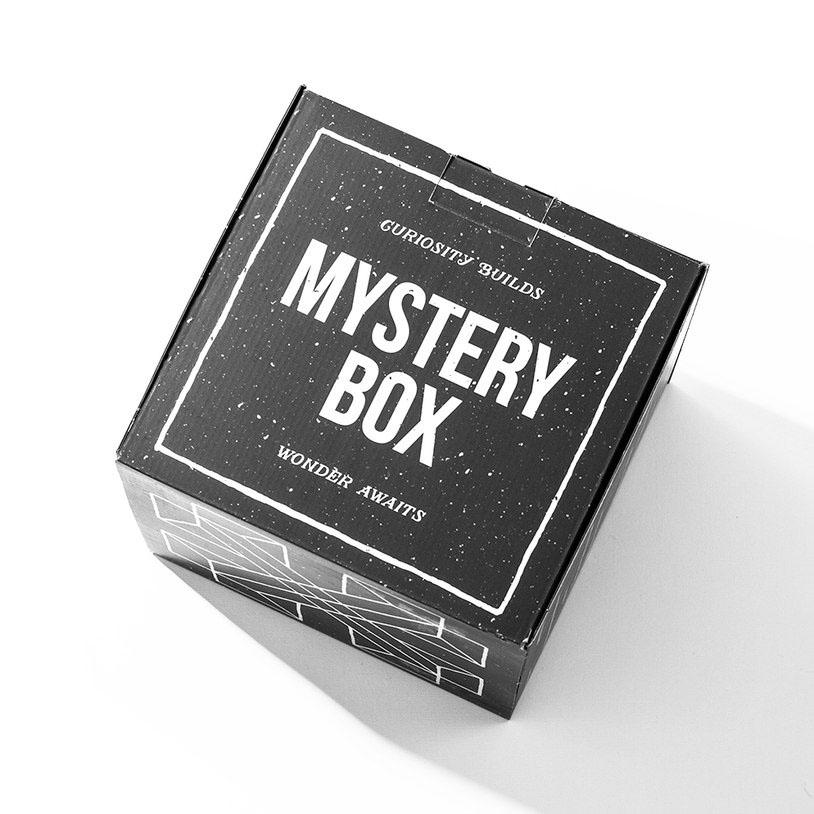 Curious Mystery Box