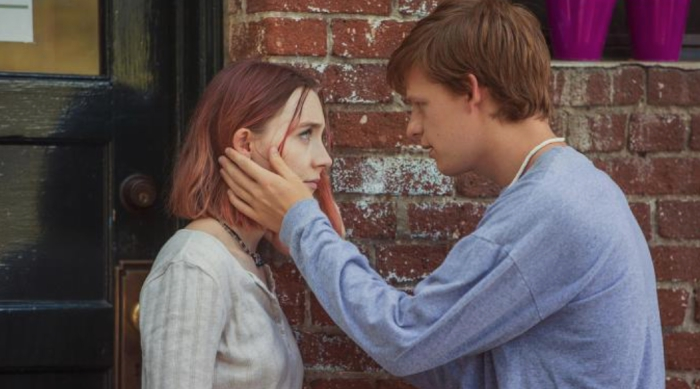 Lady Bird and Danny