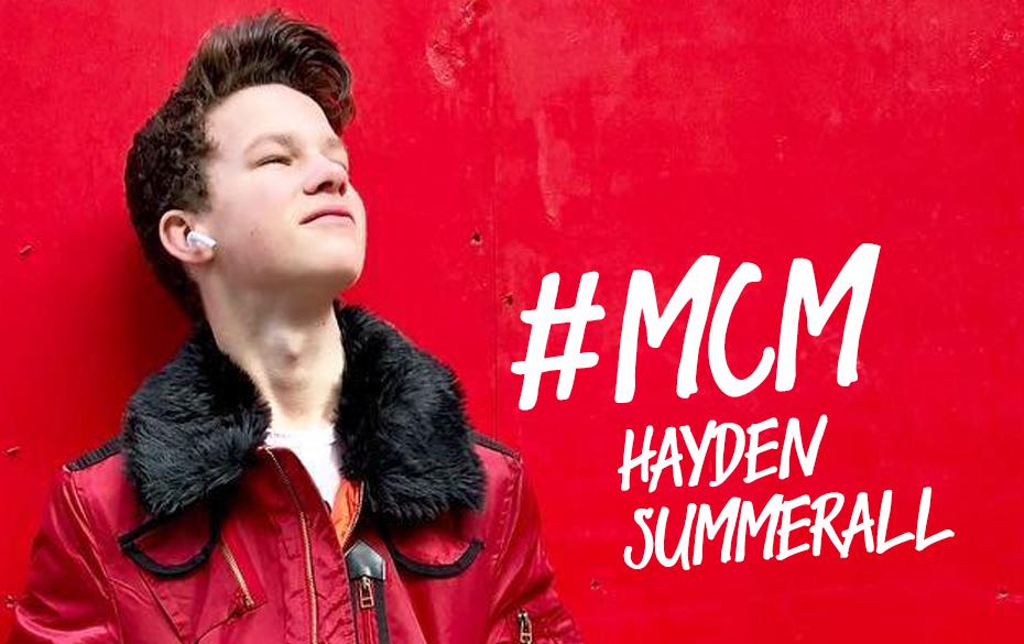 Hayden Summerall #MCM