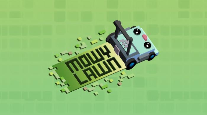 Mowy Lawn logo