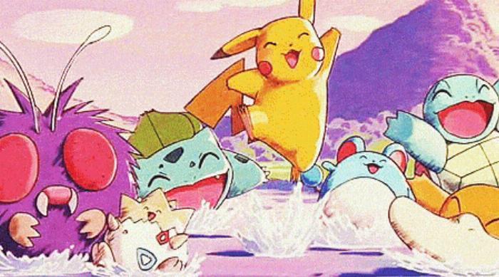 Cute Pokémon image celebrating