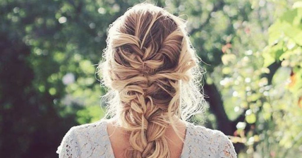 Prettiest Braided Prom Hairstyles To Wear To The Dance