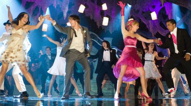 High School Musical 3 prom dance scene