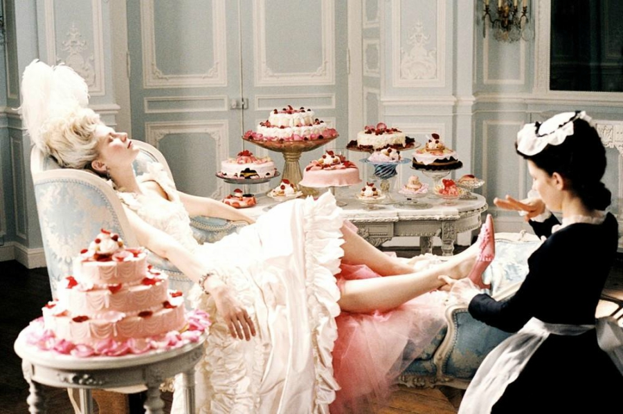 Marie Antoinette self love