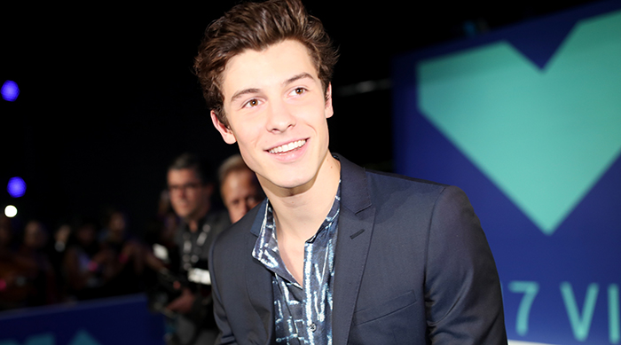 INGLEWOOD, CA - AUGUST 27: Shawn Mendes attends the 2017 MTV Video Music Awards at The Forum on August 27, 2017 in Inglewood, California. (Photo by Christopher Polk/Getty Images)