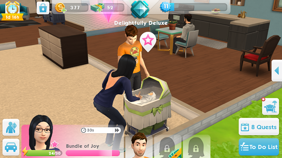 the sims mobile is a pure freemium game for better or worse