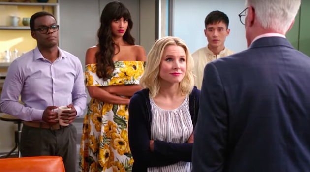 The Good Place on NBC