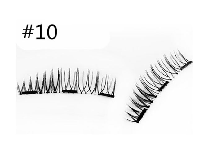 $1 eyelashes from Wish