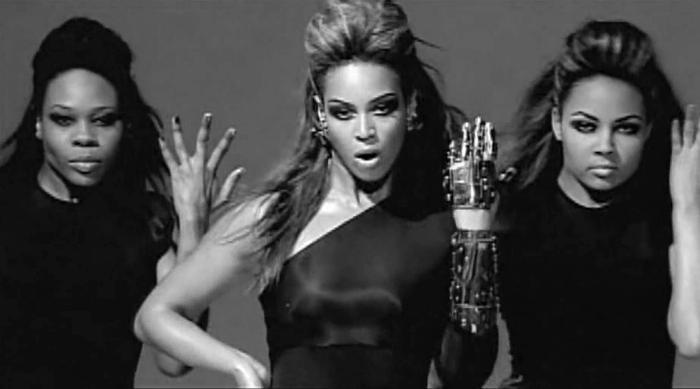Beyonce: Single Ladies