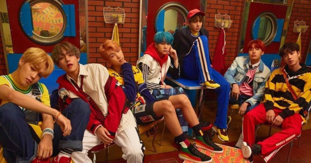 Quiz Reveals Which Member of BTS Should Be Your Brother