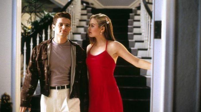 Cher and Christian From Clueless