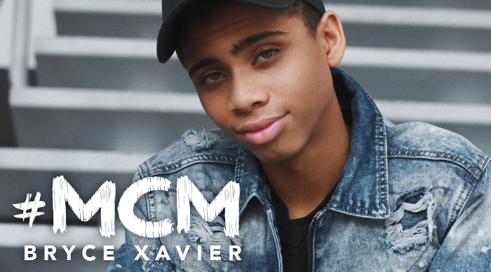 Musical.ly Star Bryce Xavier Man Crush Monday art